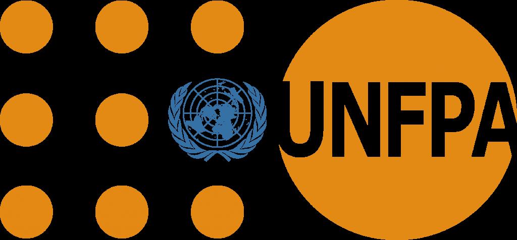 UNFPA:n Logo