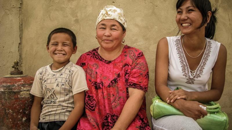 Nepalilainen perhe_Abd. Halim Hadi