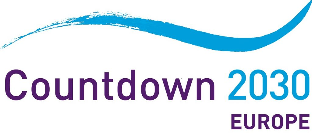 Logo of Countdown2030Europe