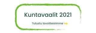 Väestöliiton kuntavaalibanneri.