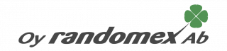 Randomex logo.