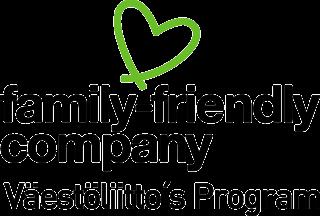 Family-Friendly Company Logo.